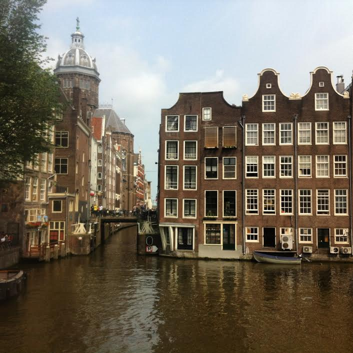 #MyArtTravels Tips: Holiday Apartments in Amsterdam