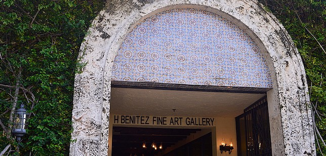 Coral Gables Gallery Night in The City Beautiful